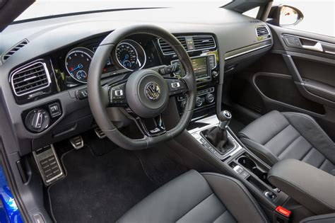 R Interior by 2017 Volkswagen Golf R Our Review Cars