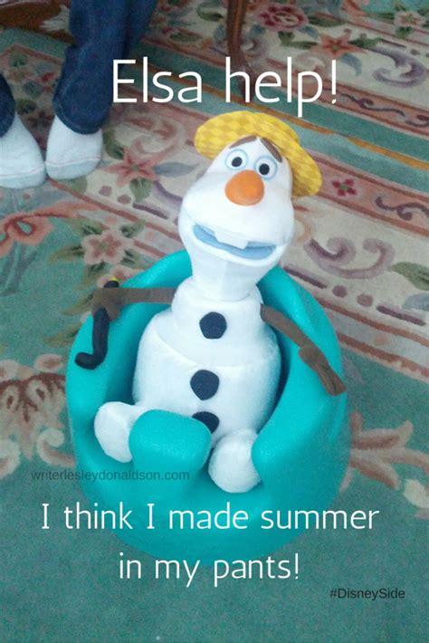 Olaf Meme - disney frozen olaf summer