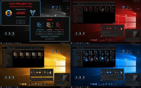 windows 10 gadgets by alexgal23 on deviantart hud project 3x1 w10 by alexgal23 on deviantart