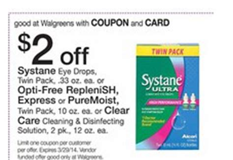 for eyes printable coupons related keywords suggestions for systane coupon