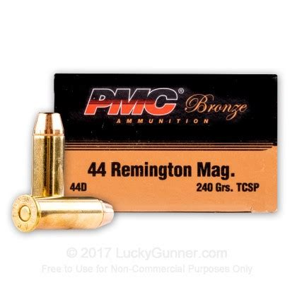 cheap 44 magnum ammo for sale 240 gr sp ammunition by