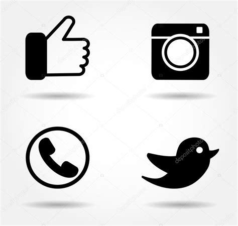 black instagram icon free black social icons facebook twitter instagram logo black background www