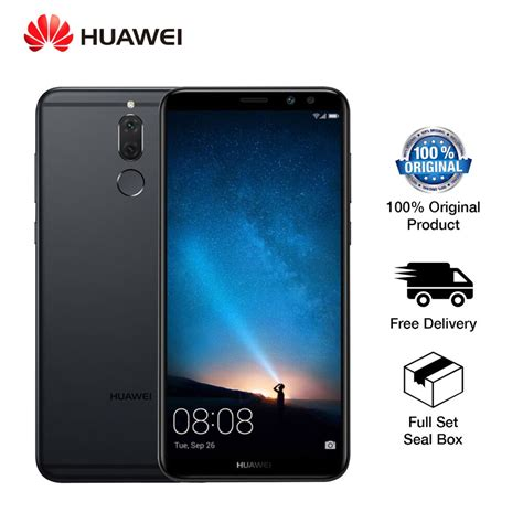 Huawei 2i 64gb 4gb Gift Box huawei 2i can now be updated to emui 8 0 technave
