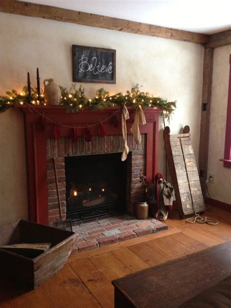 primitive fireplace decor 17 best images about primitive fireplaces on