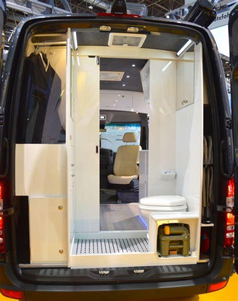 cer van with bathroom stealth cer vans just got classy rvshare com