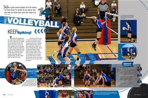 sports section yearbook 2014 yearbooks