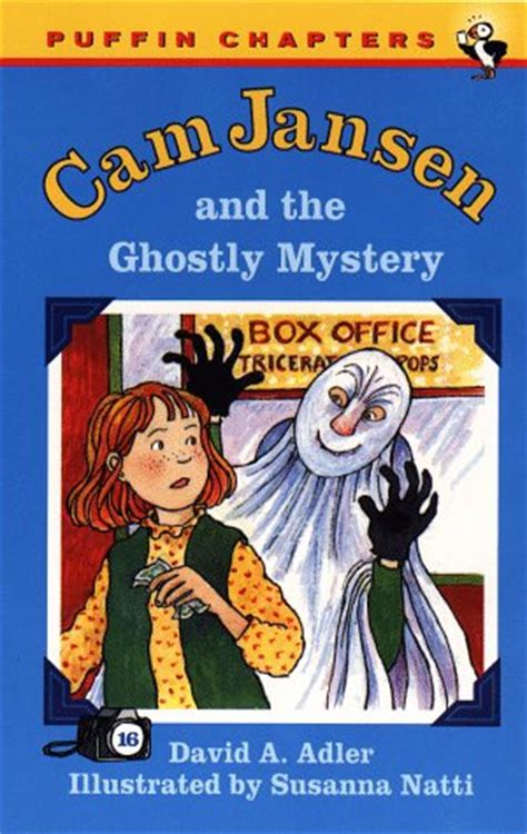 mystery picture books jansen and the ghostly mystery by david a adler