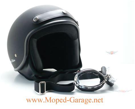 Oldtimer Motorradhelm Mit Ece Zulassung by Moped Garage Net Motorrad Classic Chopper Jet Helm