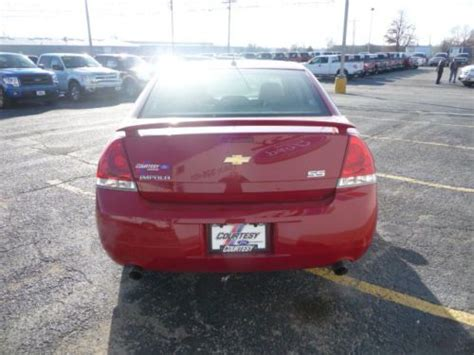 2007 chevy impala ss horsepower find used 2007 impala ss low reserve fast leather warranty