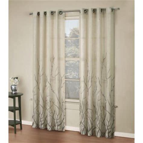 alton drapes alton print grommet window curtain panel bed bath beyond