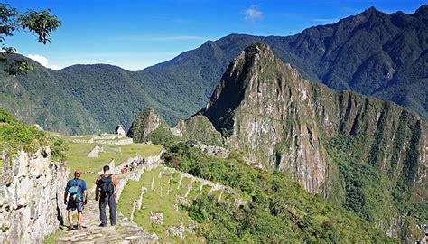 camino inca inca trail to machu picchu peru inca trail