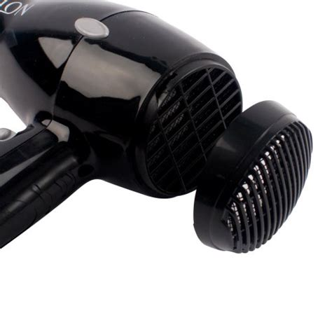 Travel Hair Dryer With Attachments revlon 1875w compact travel hair dryer import it all