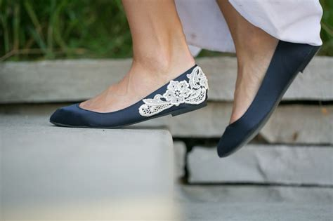 navy blue flat wedding shoes wedding flats navy blue wedding shoes wedding flats