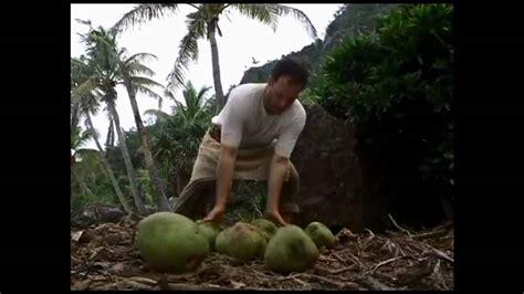 cast away coconut scene mgw youtube cast away hd trailer youtube