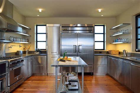 Transform Your Furniture And Appliances With Stainless Stainless Steel Kitchen Designs
