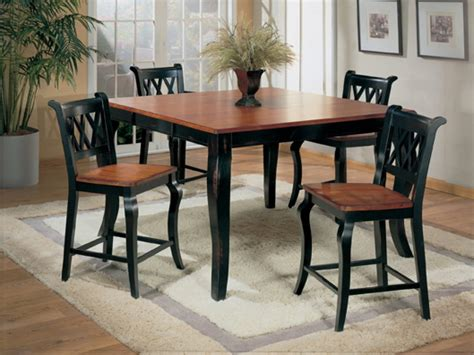 style kitchen table walmart dining room chairs bar style table and chairs pub
