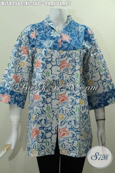 Baju Wanita Ukuran Xl baju batik wanita ukuran xl di jual pakaian batik