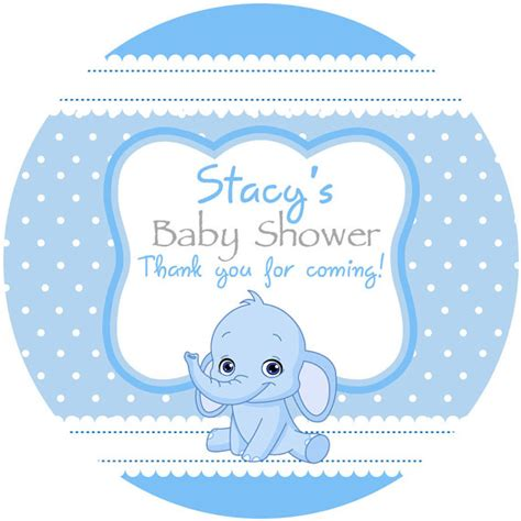 baby shower personalized labels baby shower personalized stickers it s a boy personalized