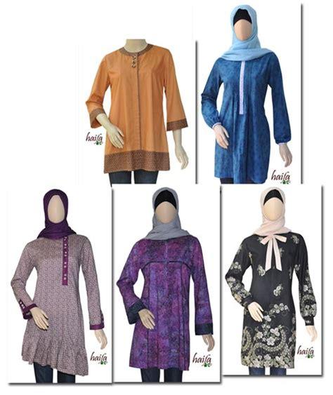 Blouse Wanita Susy butik muslim rumah jahit haifa