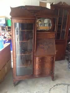 Antique Oak Desk With Hutch by 25 Best Ideas About Antique Desks On