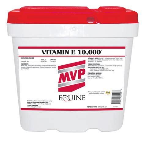 vitamin e supplement for horses nutrition supplements vitamins