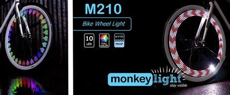 Light Monkey by Monkey Light Bike Lights