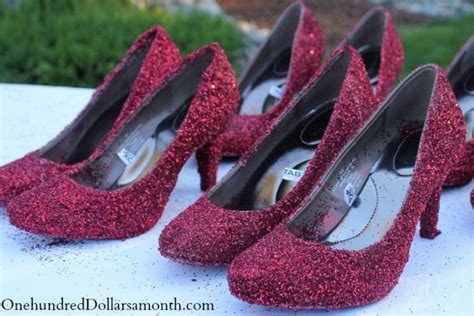 make ruby slippers how to draw ruby slippers