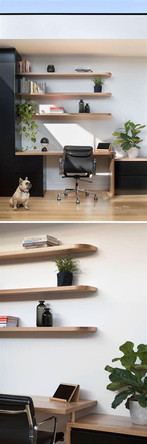 desk with cabinets above best 25 shelves above desk ideas on
