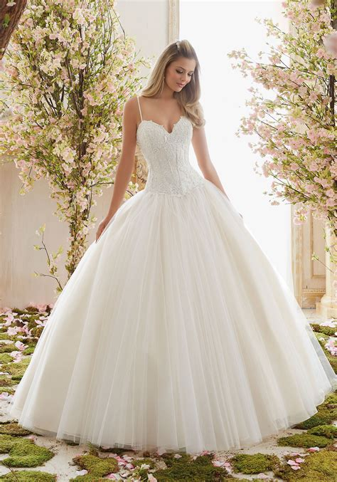 Bridal Gowns by Voyag 233 Collection Wedding Dresses Morilee
