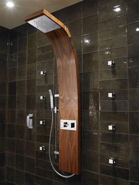 Best Shower Panels by Trendy Bathroom Shower Ideas Decozilla