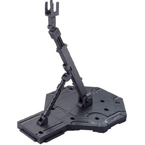 gundam base 1 100 black display stand model kit ebay