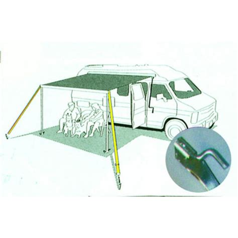 rv awning tie down awning tie down kit up to 25ft camec official store rv
