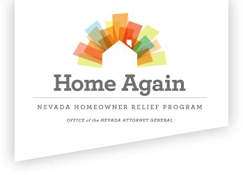 home again nevada homeowner relief programhome again