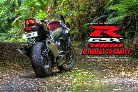 Suzuki Gsxr 600 Price In India A Threat To Sanity Suzuki Gsxr1000