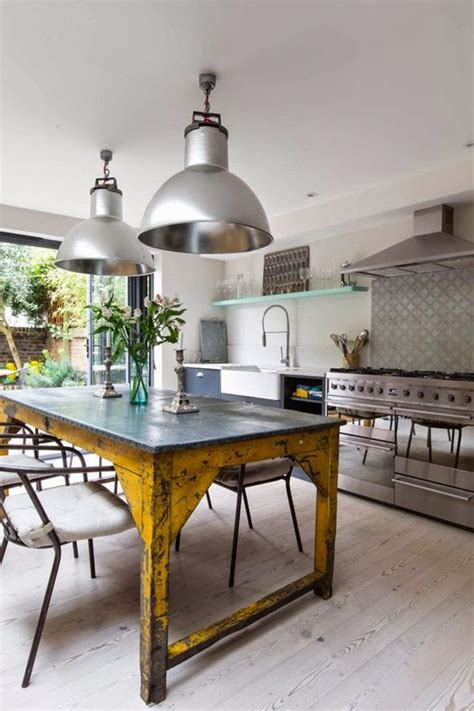 Unique Kitchen Table Ideas by 20 Insanely Gorgeous Upcycled Kitchen Island Ideas