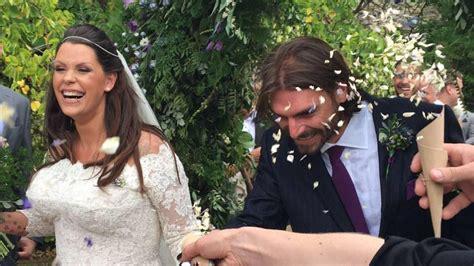 Hochzeit 8 Monat by Heirat Nach Tod So Sch 246 N War Fifi Geldof Als