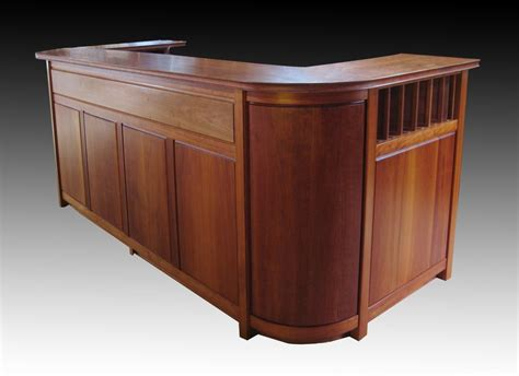 Custom Made Reception Desks Custom Made Reception Desk By David Klenk Custommade