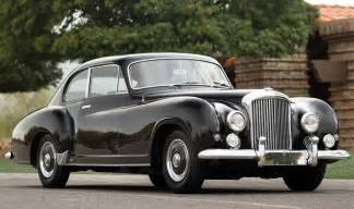 1954 Bentley R Type Continental 1954 Bentley R Type Continental Fastback Sports Saloon