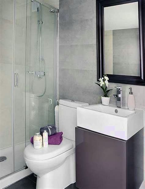 Designs For Very Small Bathrooms Home Design Small Bathroom Images