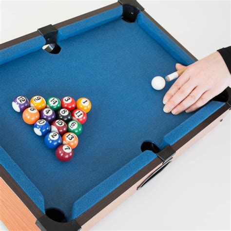 table top for pool table table top pool quot miniature pool table for the whole family