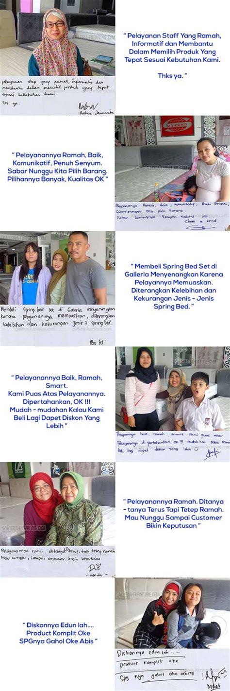 Kasur Airland Di Bandung toko furniture di bandung harga bed murah