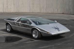 Maserati Supercars 1972 Maserati Boomerang Supercars Net