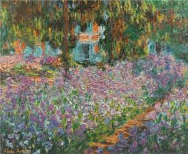 claude oscar monet most paintings artworks
