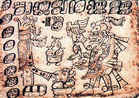 imagenes codices mayas clavis magicus el c 243 dice dresden codex dresdensis