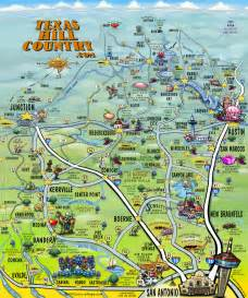 hill country map the digital bird hill country fredericksburg