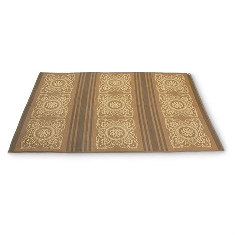 rv outdoor rugs reversible patio rv mat 282197 outdoor rugs at sportsman s guide