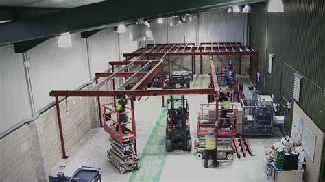 build  mezzanine floor  spaceway updated youtube