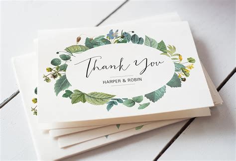 general wedding thank you wording