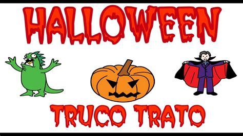 imagenes de halloween en español halloween canci 243 n infantil youtube