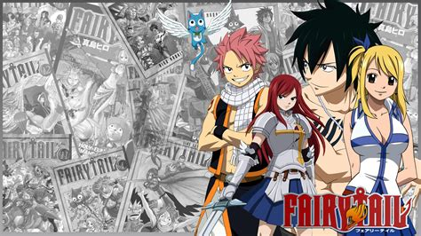 fairy tail manga your wallpaper fairy tail wallpaper